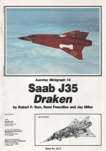 Saab 35 Draken. #39;12 - Saab J35 Draken#39;