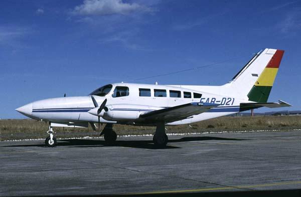 Cessna 402b fab 021