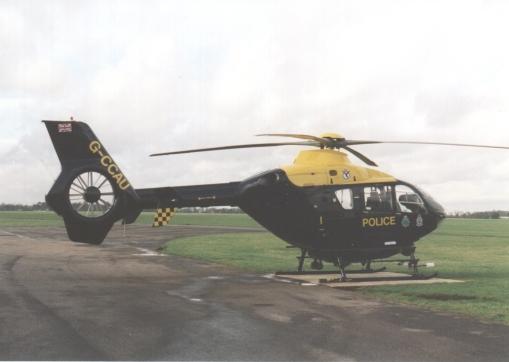 Uk Police Aviation