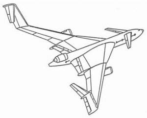 Boeing C-Wing concept (photo, Boeing)