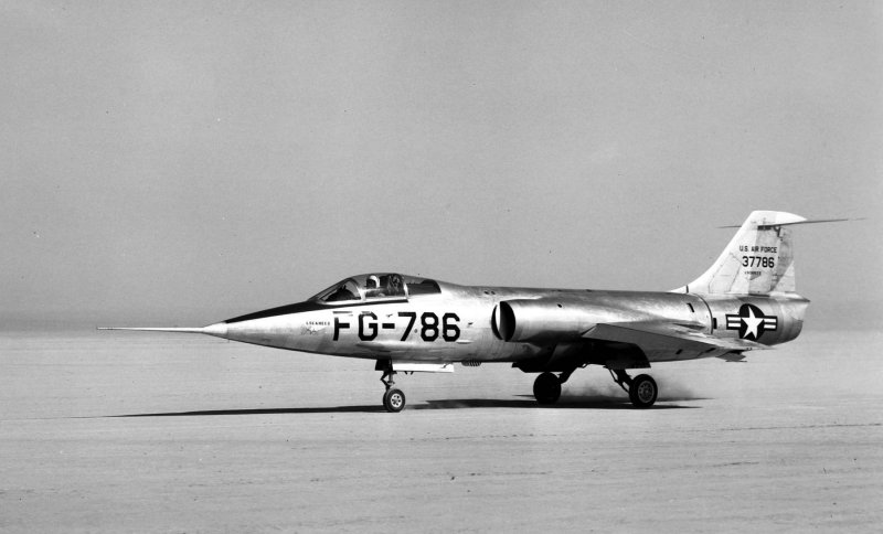 Lockheed F 104 Starfighter Aeroflight