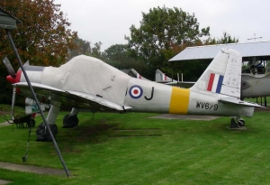 Wellesbourne Wartime Museum