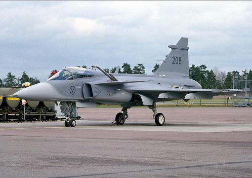 SAAB JAS 39 Gripen – Aeroflight