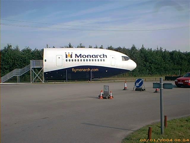 Monarch Tours Uk