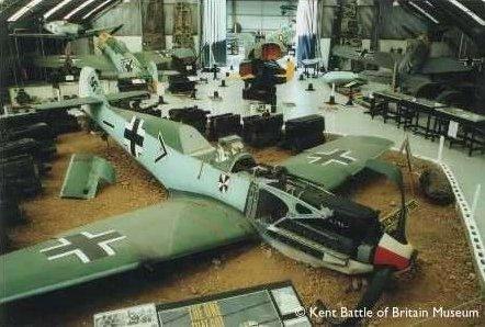 Kent Battle of Britain Museum – Aeroflight