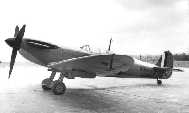 Supermarine Spitfire Mks I Iii
