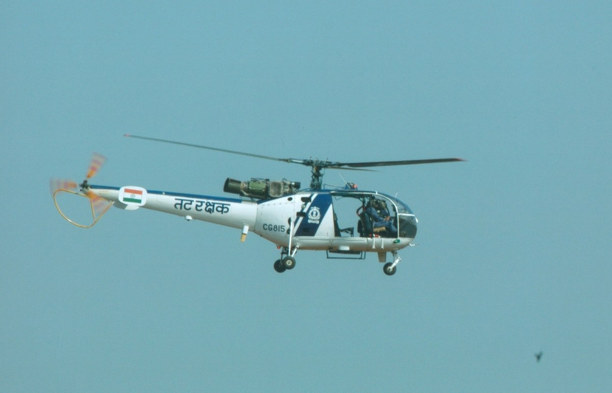 Ongc 039 S Pawanhans Chopper Crashes Off Mumbai Coast Four Bos Recovered