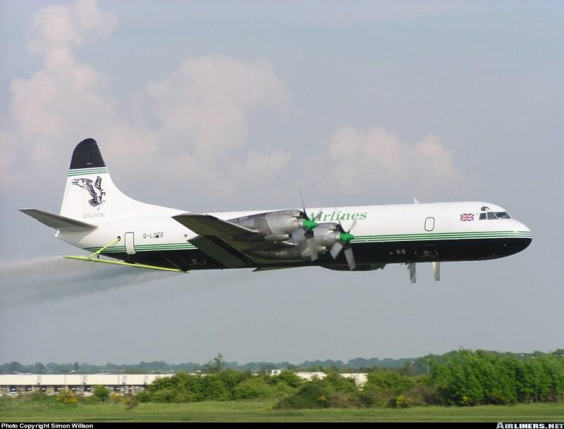 SimplePlanes | Lockheed L-188 Electra