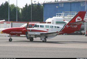 Cessna F406 Caravan II <br />in H.M. Coastguard Service