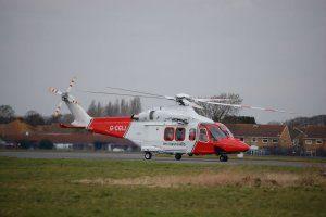 AgustaWestland AW139 <br /> in H.M. Coastguard Service