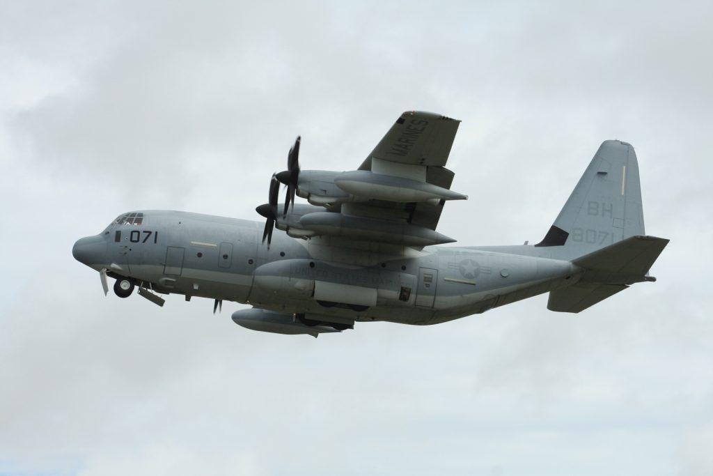 C-130 Hercules at RIAT 2016