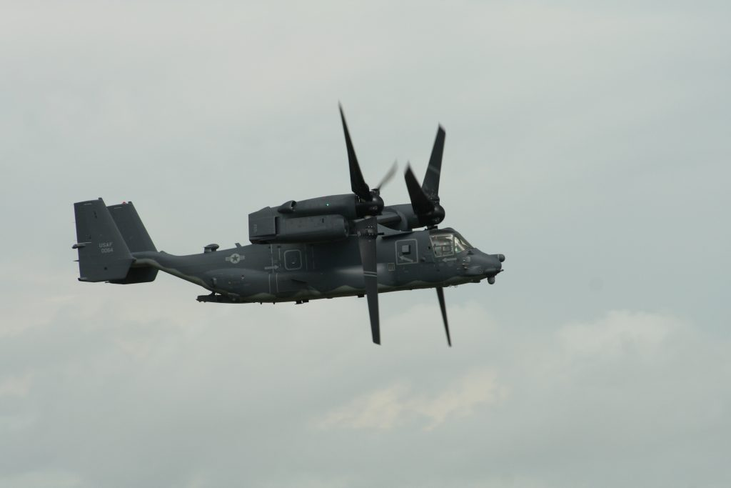 V-22 Osprey at RIAT 2016