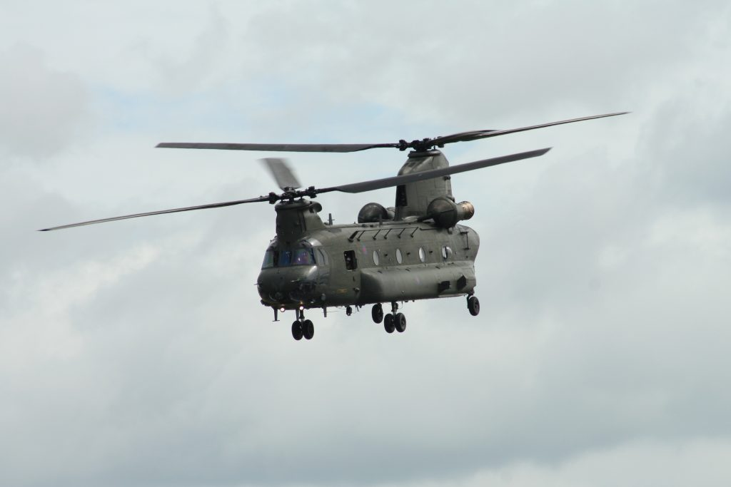 Chinook at RIAT 2016