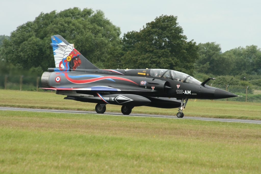 Ramex Delta Mirage 2000 at RIAT 2016