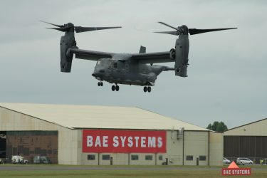 CV-22B Osprey at RIAT 2016