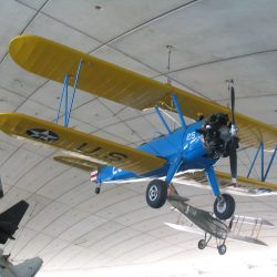 Stearman PT-17 at IWM Duxford