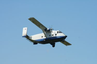 Short Skyvan at Cotswold Air Show 2010