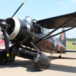 Westland Lysander at Shuttleworth