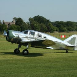 Spartan Executive at Shuttleworth