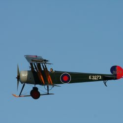 Avro 504 at Shuttleworth