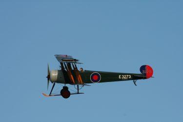 Avro 504 at Shuttleworth