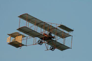 Bristol Boxkite at Shuttleworth