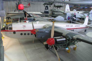 Avro York at IWM Duxford