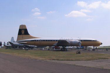 Bristol Britannia at IWM Duxford