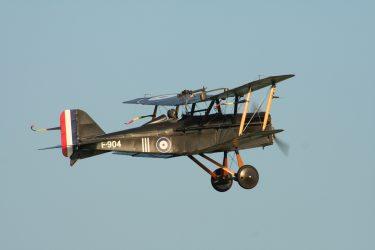 SE.5A at Shuttleworth